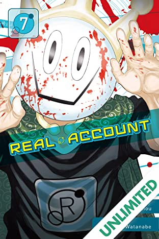 Real Account Vol. 7