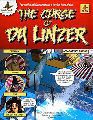 The Curse of Da Linzer #1