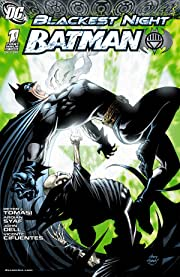 Blackest Night: Batman No.1 (sur 3)