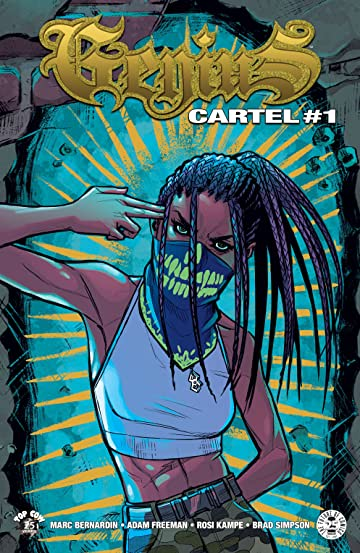 Genius: Cartel #1