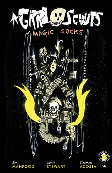 Grrl Scouts: Magic Socks #4