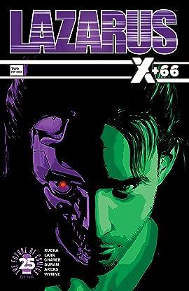 Lazarus: X+66 #2 (of 6)