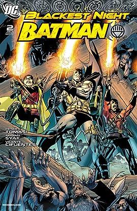 Blackest Night: Batman #2 (of 3)