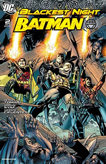 Blackest Night: Batman #2 (of 3)