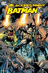 Blackest Night: Batman #2