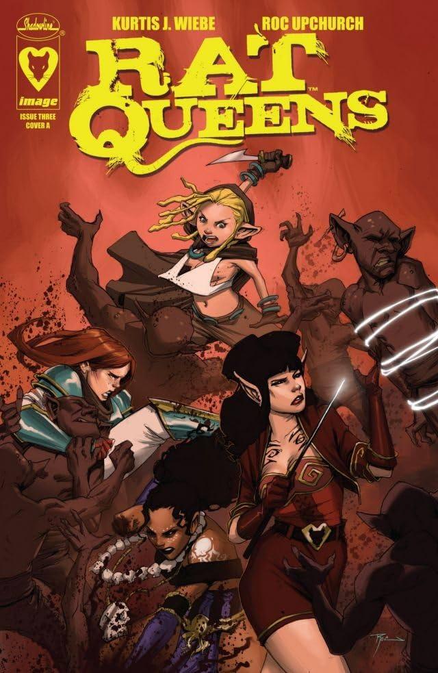 Rat Queens #3