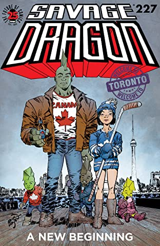 Savage Dragon No.227