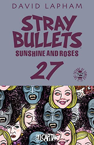 Stray Bullets: Sunshine & Roses #27