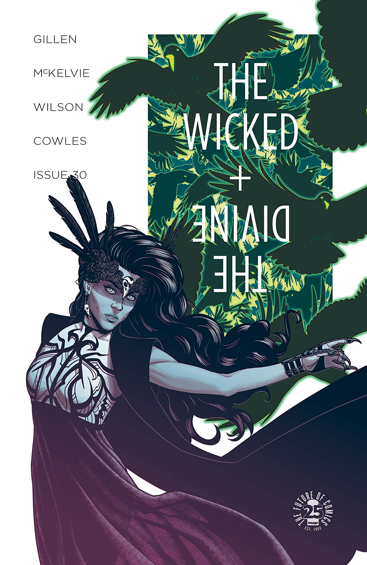 The Wicked + The Divine No.30