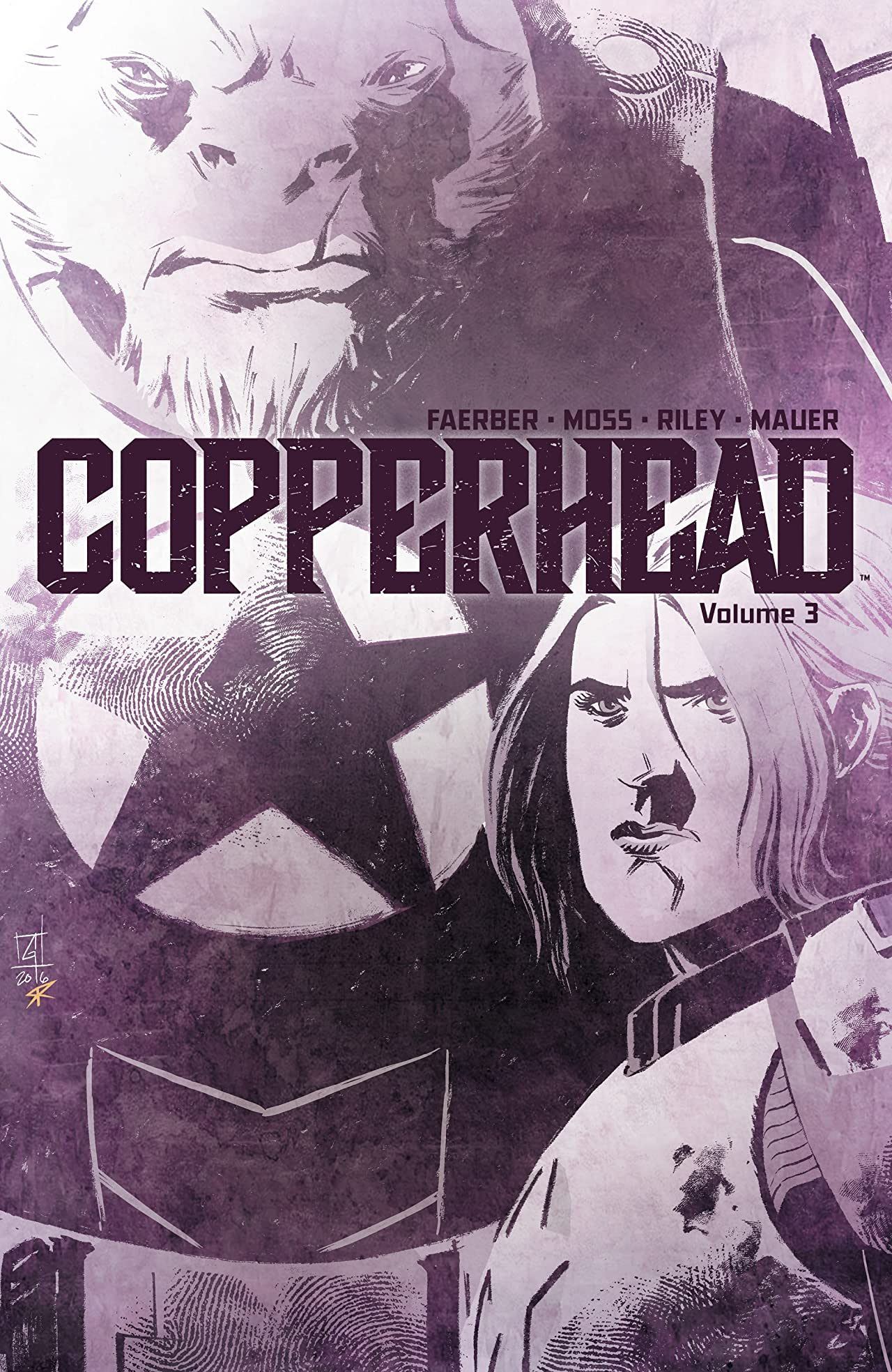 Copperhead Vol. 3