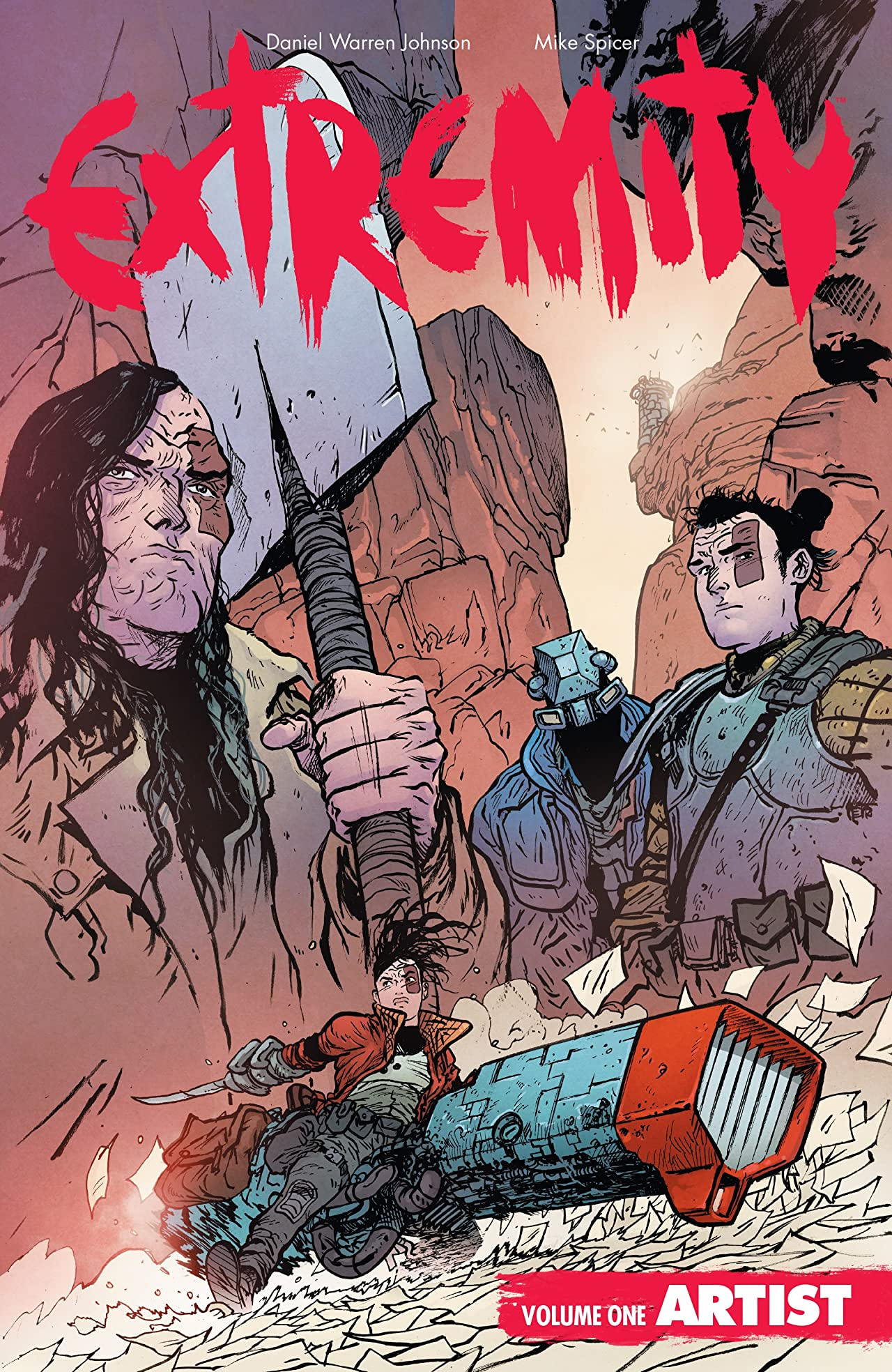 Extremity Tome 1: Artist