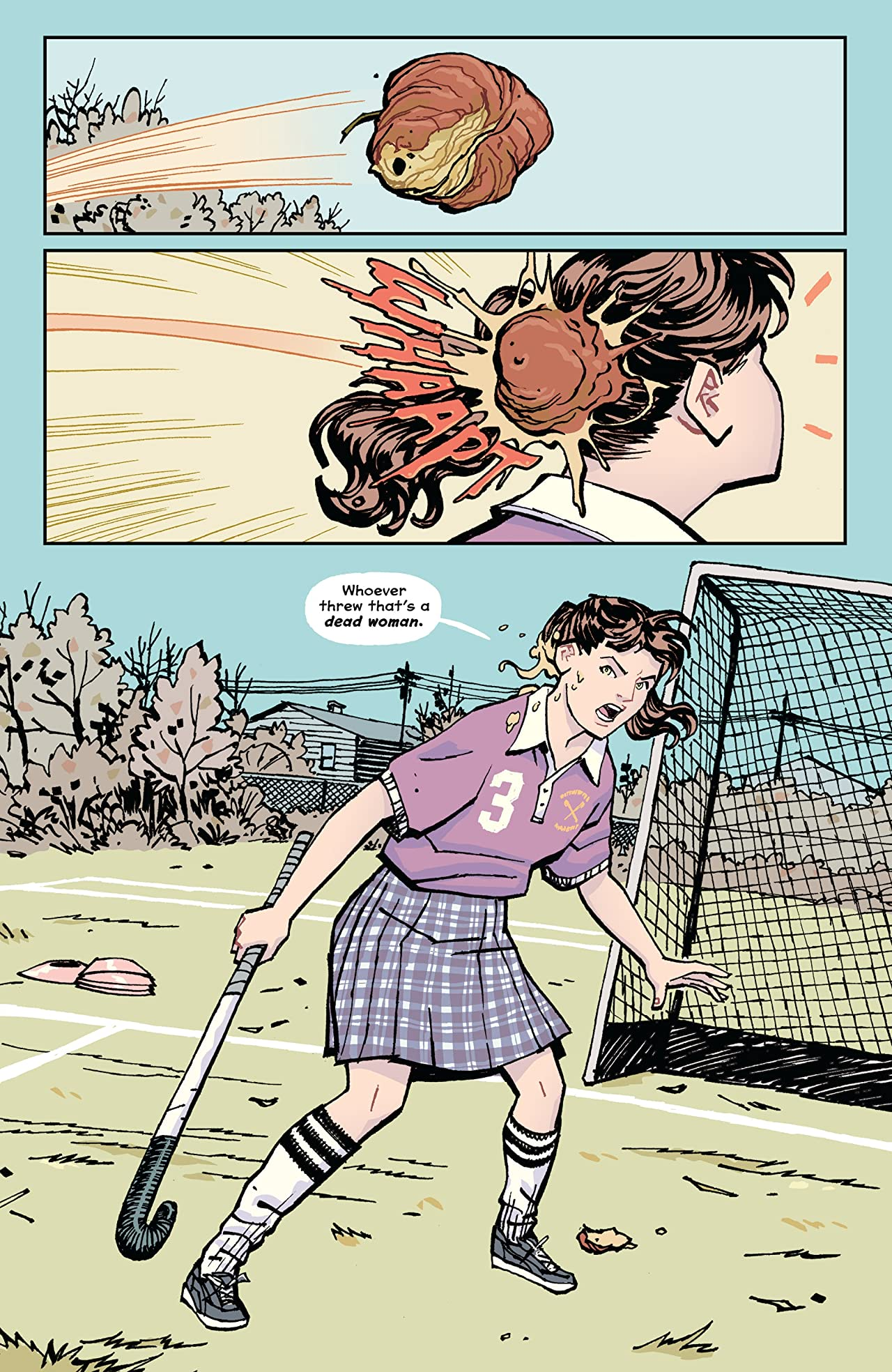 Paper Girls Vol. 3