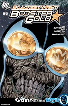 Booster Gold (2007-2011) No.26