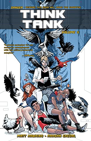Think Tank Tome 5: Animal