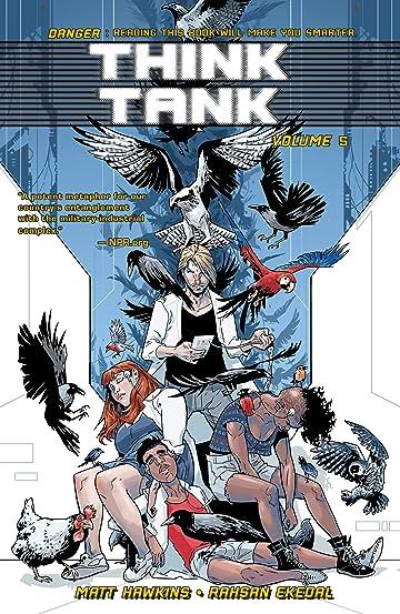 Think Tank Vol. 5: Animal