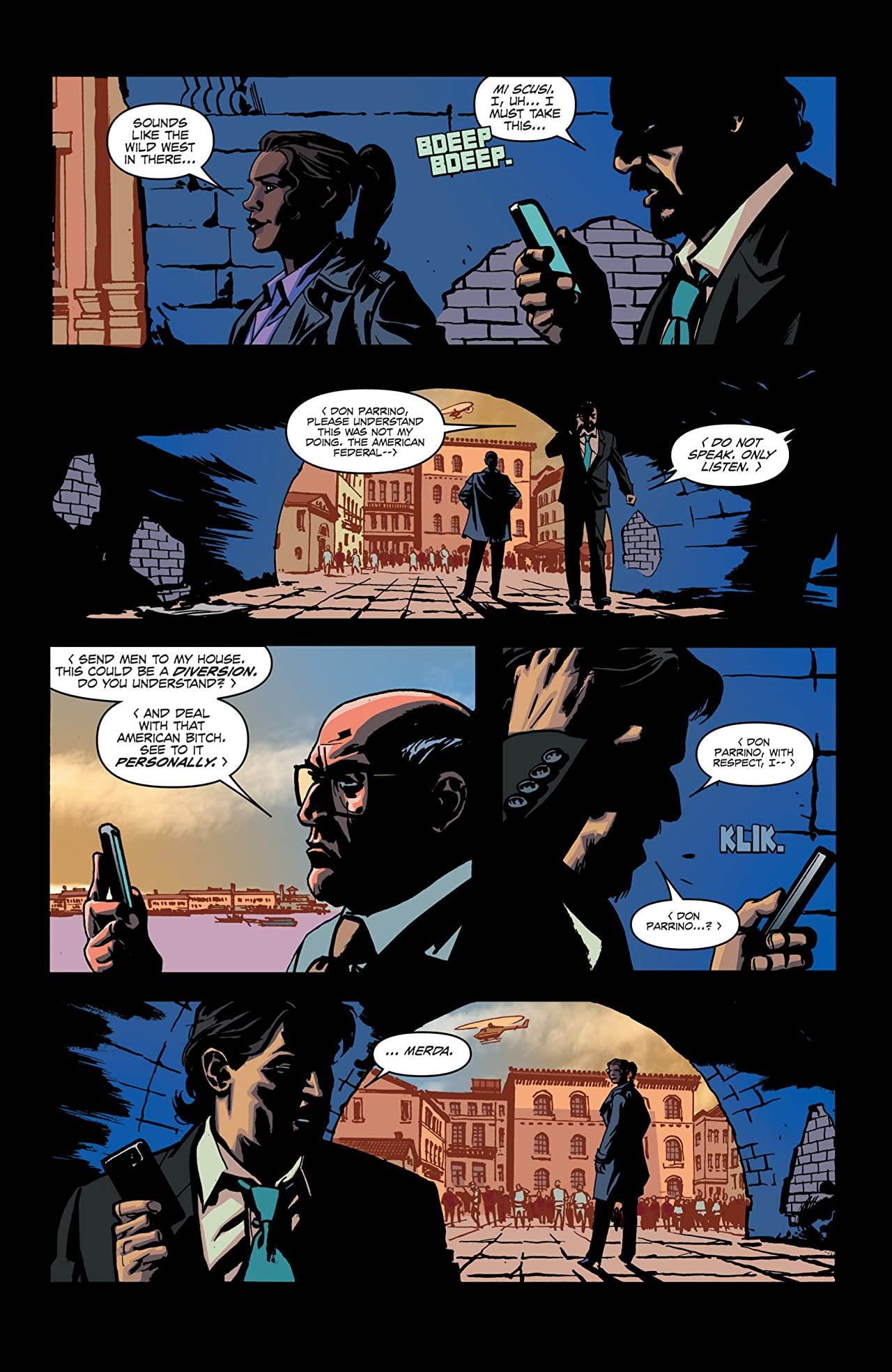 Thief of Thieves #18