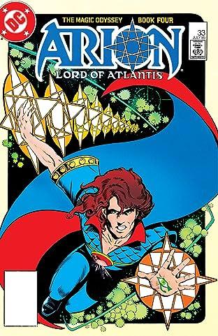 Arion, Lord of Atlantis (1982-1985) #33