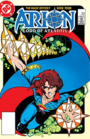 Arion, Lord of Atlantis (1982-1985) #33