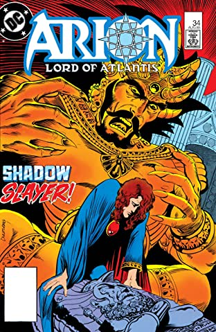 Arion, Lord of Atlantis (1982-1985) #34