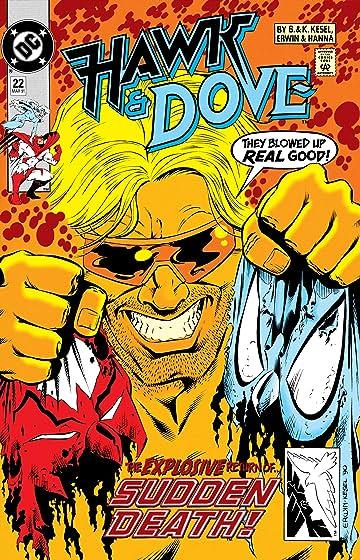 Hawk and Dove (1989-1991) #22