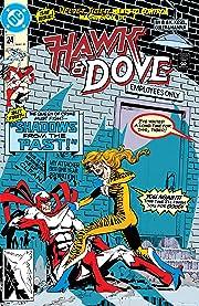 Hawk and Dove (1989-1991) #24