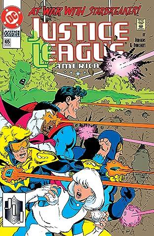 Justice League America (1987-1996) #65
