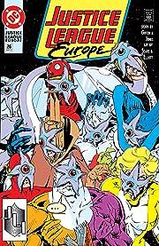 Justice League Europe (1989-1993) #26
