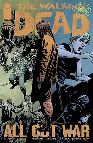 The Walking Dead No.117