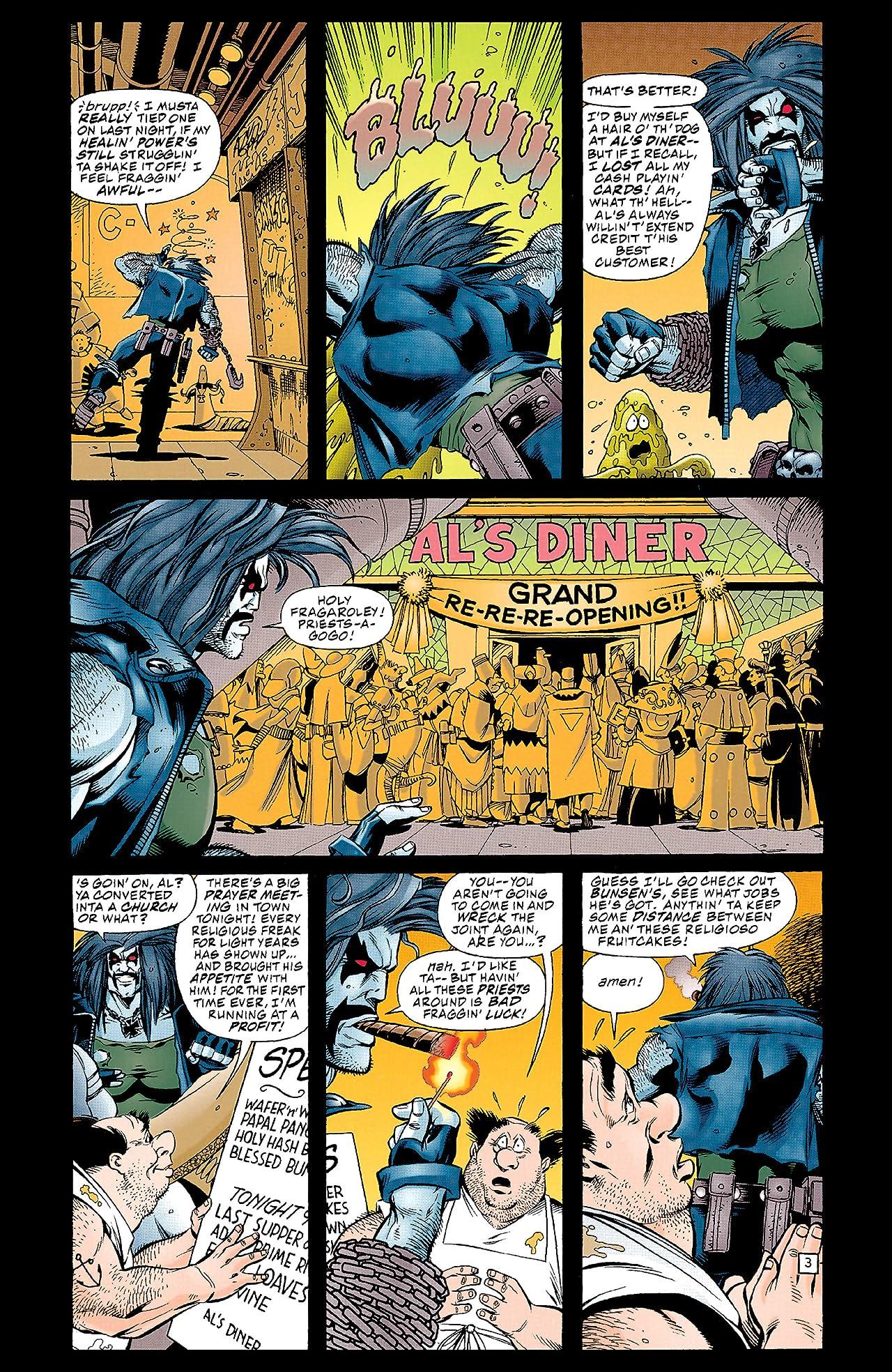 Lobo (1993-1999) #10