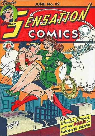Sensation Comics (1942-1952) #42