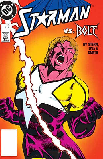 Starman (1988-1992) #3