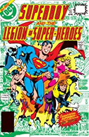 Superboy and the Legion of Super-Heroes (1949-1979) #250