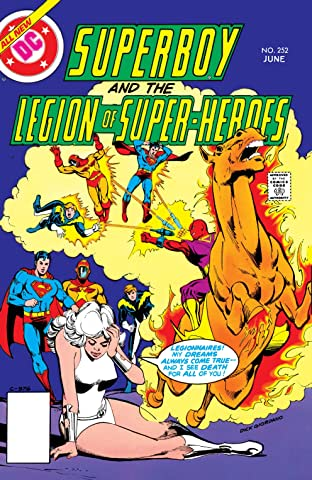 Superboy and the Legion of Super-Heroes (1949-1979) #252