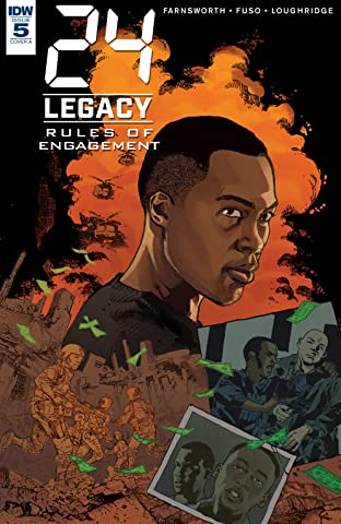 24: Legacy - Rules of Engagement No.5 (sur 5)