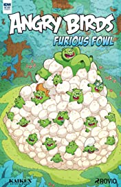 Angry Birds Comics Quarterly: Furious Fowl