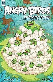 Angry Birds Comics Quarterly: Furious Fowl