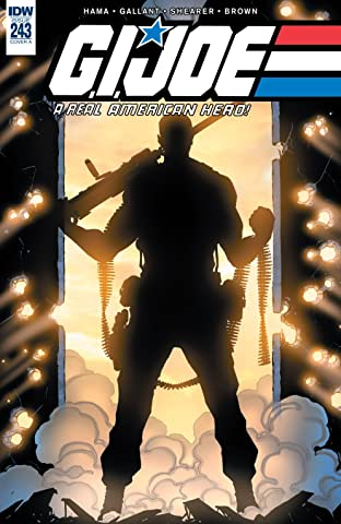 G.I. Joe: A Real American Hero #243
