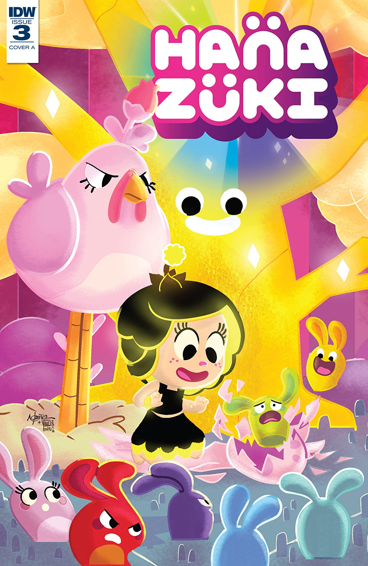 Hanazuki: Full of Treasures #3