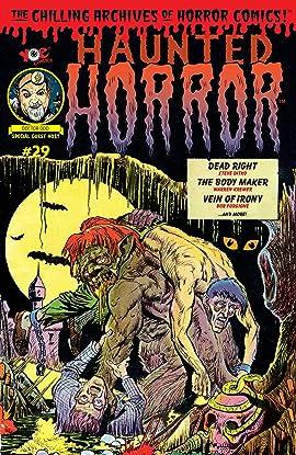 Haunted Horror #29