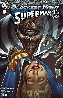 Blackest Night: Superman No.2 (sur 3)