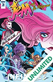Jem and the Holograms: Infinite #3