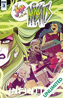 Jem and the Holograms: The Misfits: Infinite #3