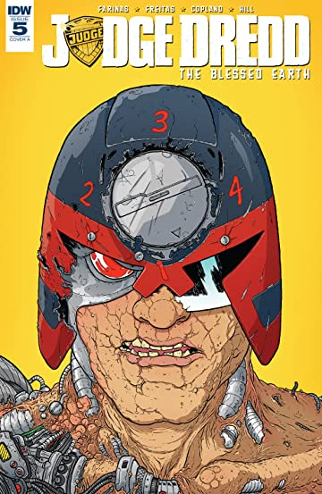 Judge Dredd: The Blessed Earth #5
