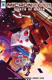 Micronauts: Wrath of Karza #5 (of 5)