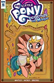 My Little Pony: Legends of Magic #5