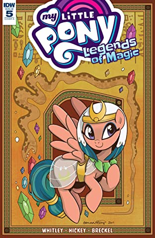 My Little Pony: Legends of Magic No.5
