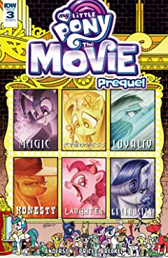 My Little Pony: The Movie Prequel #3
