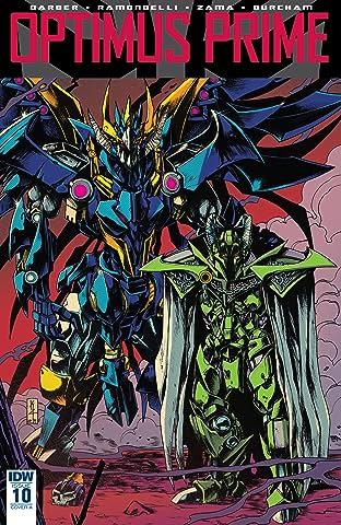 Optimus Prime #10