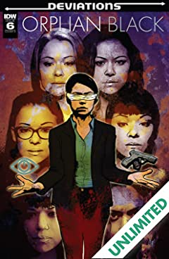 Orphan Black: Deviations #6 (of 6)