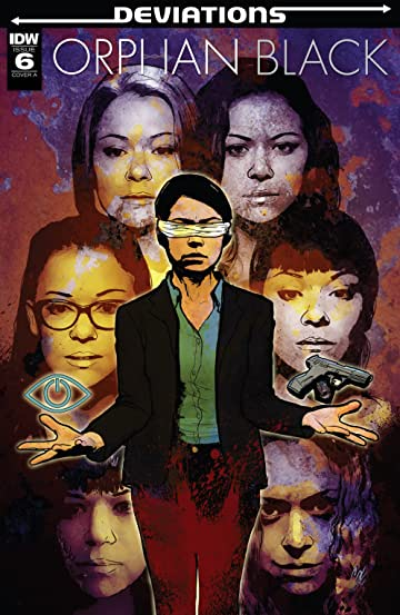 Orphan Black: Deviations No.6 (sur 6)